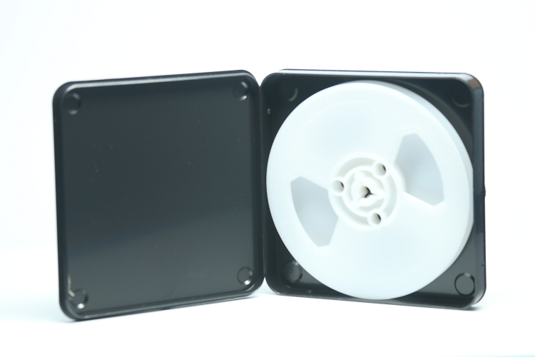 8mm Movie Film Reel & Archival Can Set - 200 ft (5 in.)