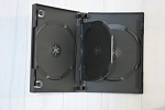 DVD Storage Case - 4 discs