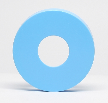Reel Cap for 50 Ft Reels - Blue