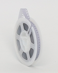 NEW Kodak 8MM Acetate Leader 50 ft. Reel - WHITE/CLEAR