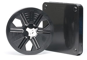8mm 200 ft. 5 in. Autoloading Movie Film Reel & Can Set (Case Qty 48)