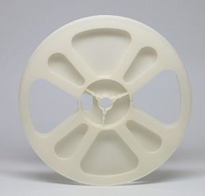 Super 8 Film Reel - 400 ft. (7 in.)
