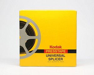 Kodak Universal Film Splicer for 8mm, Super 8 and 16mm Film