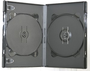 DVD Storage Case - 2 discs