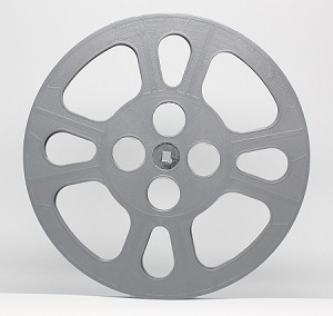 16mm 1200 ft. HEAVY DUTY Film Reel